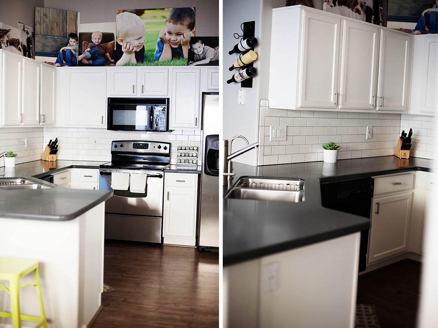 Kitchen renovation with Moen