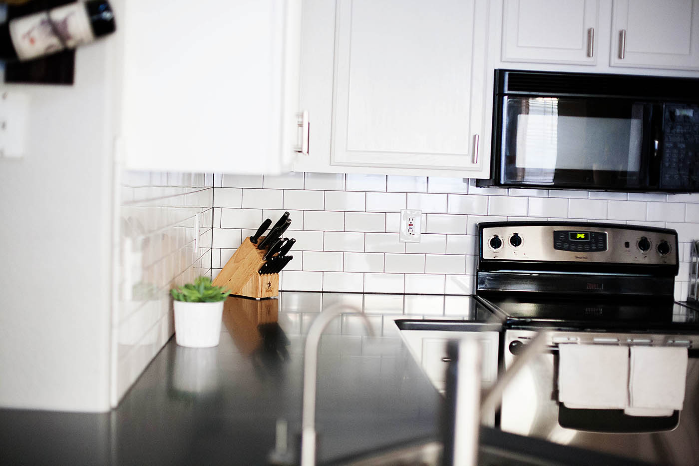 Kitchen renovation with Moen