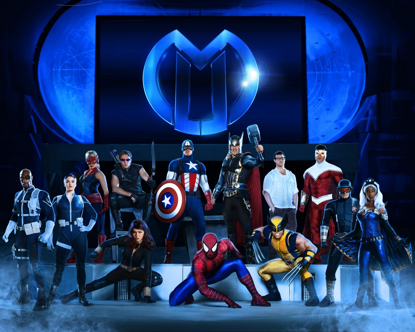 Marvel Universe Live Coupon