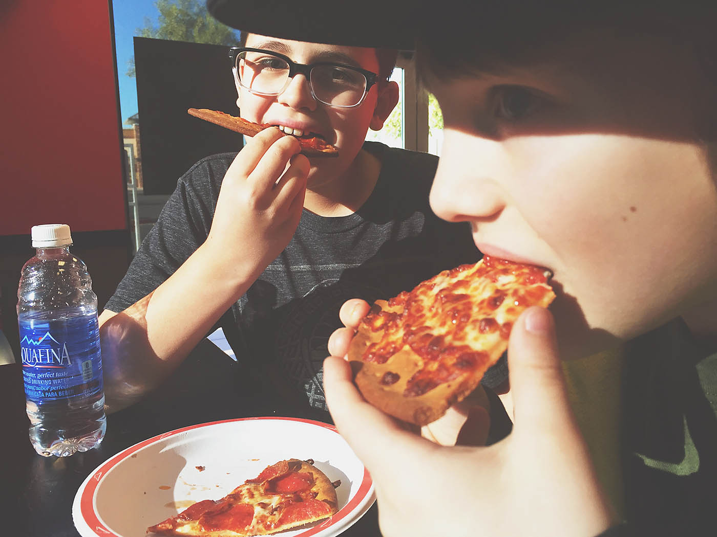 Pizza Hut - Udi's Gluten Free