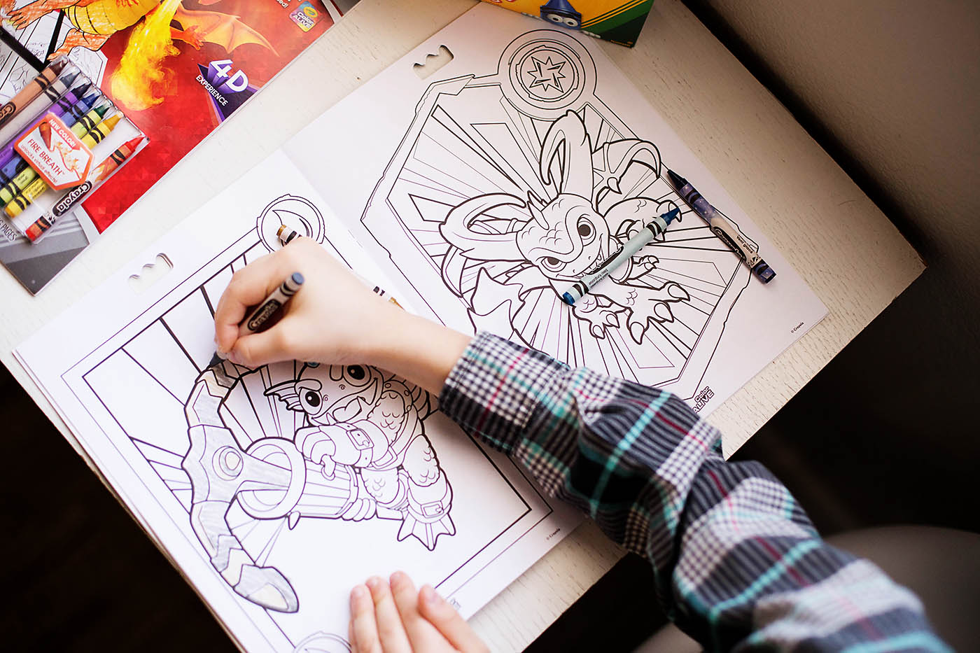 crayola color alive coloring pages - creativity technology with crayola color alive all for