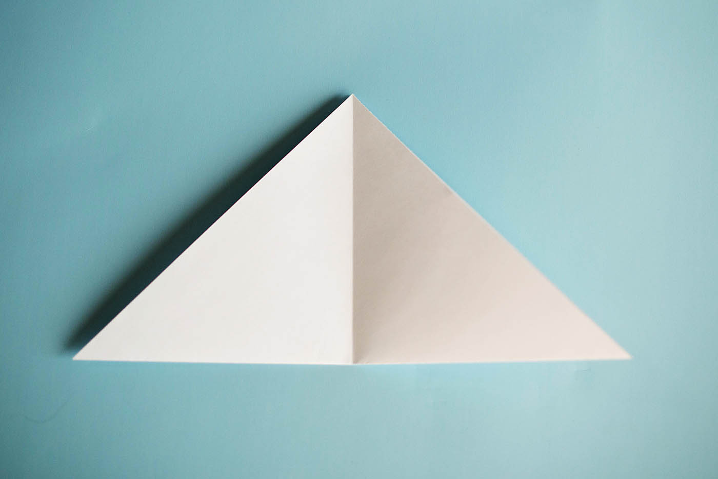 Easy origami bunny rabbit