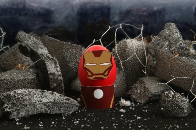 Iron Man Easter Egg