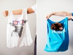Easy DIY T-shirt Bags