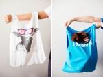 Easy DIY T-shirt Bags