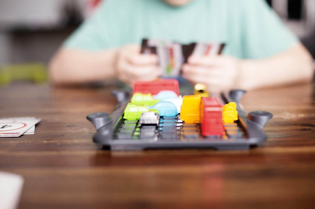 Board Game – Rush Hour Shift