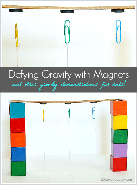 Defying Gravity with Magnets