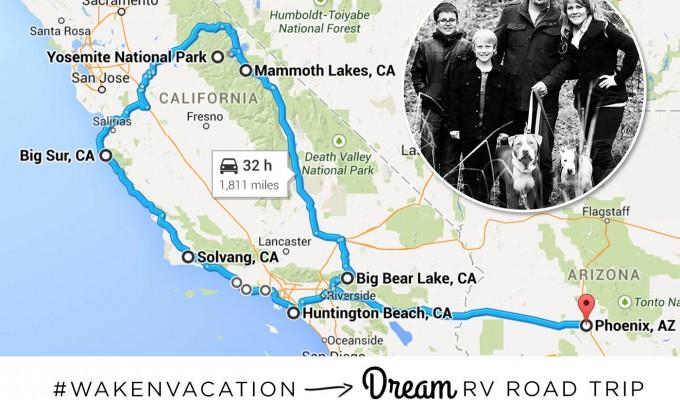Go RVing – Our Dream RV Road Trip