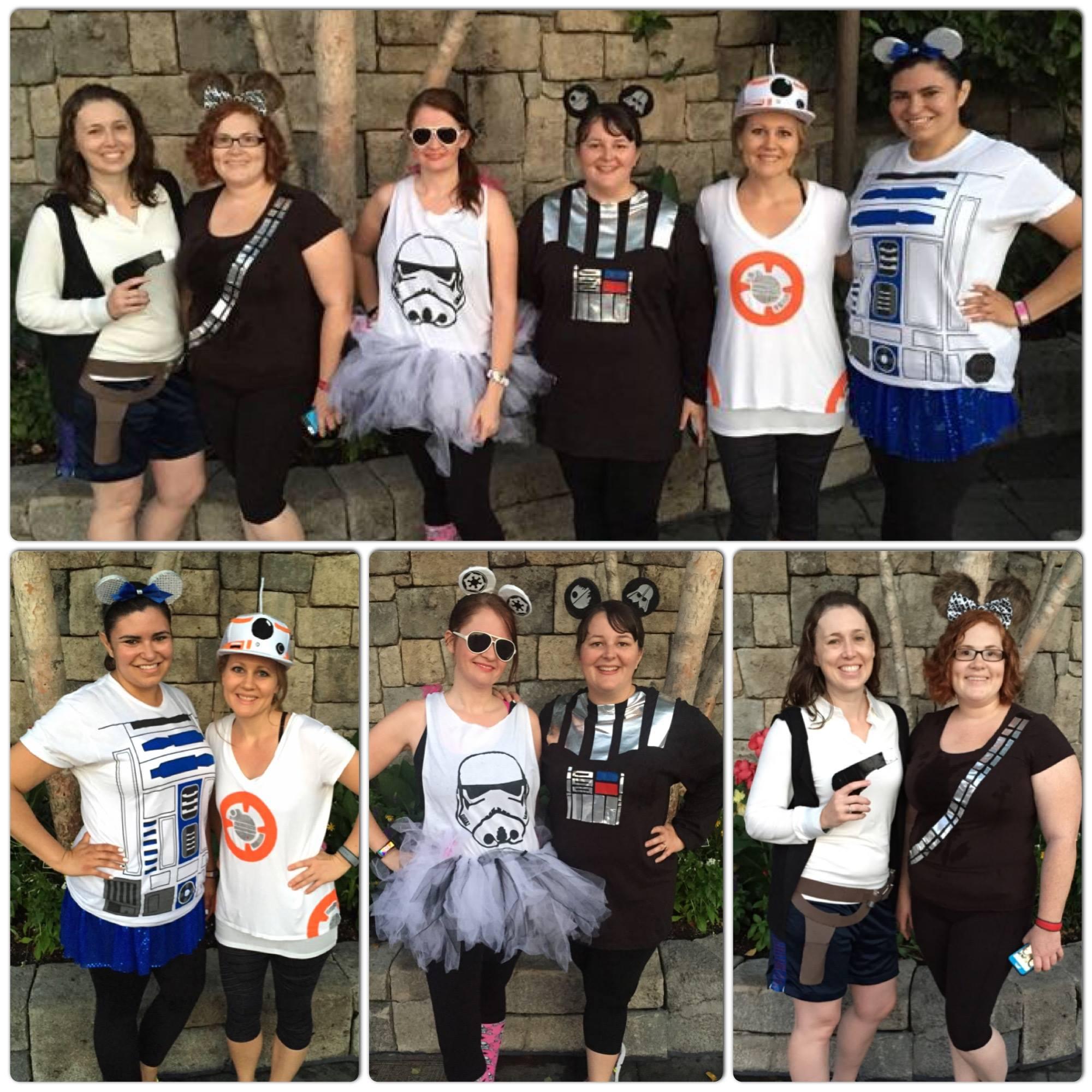 Star Wars Run Disney costume ideas