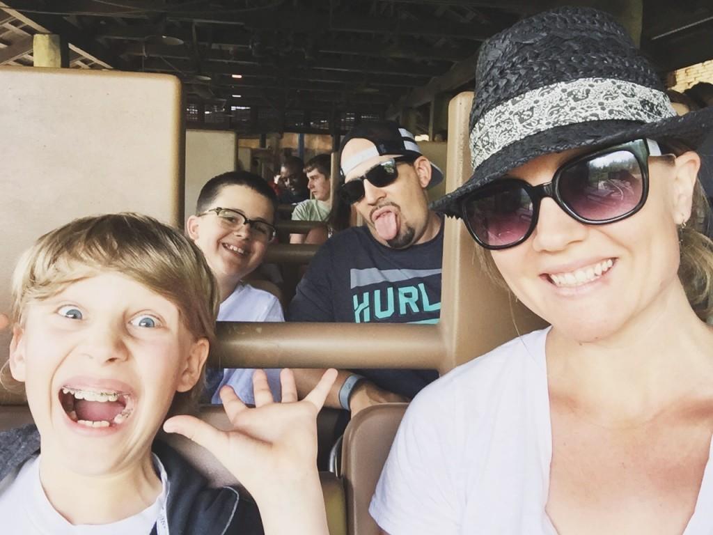 Rides at Walt Disney World
