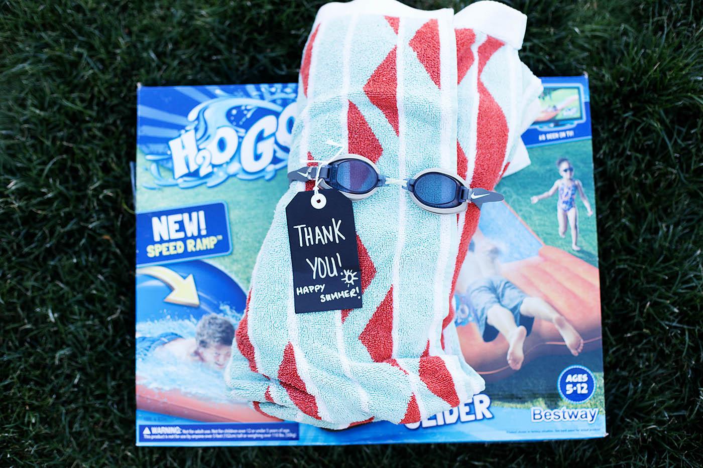 Summer fun party gift idea