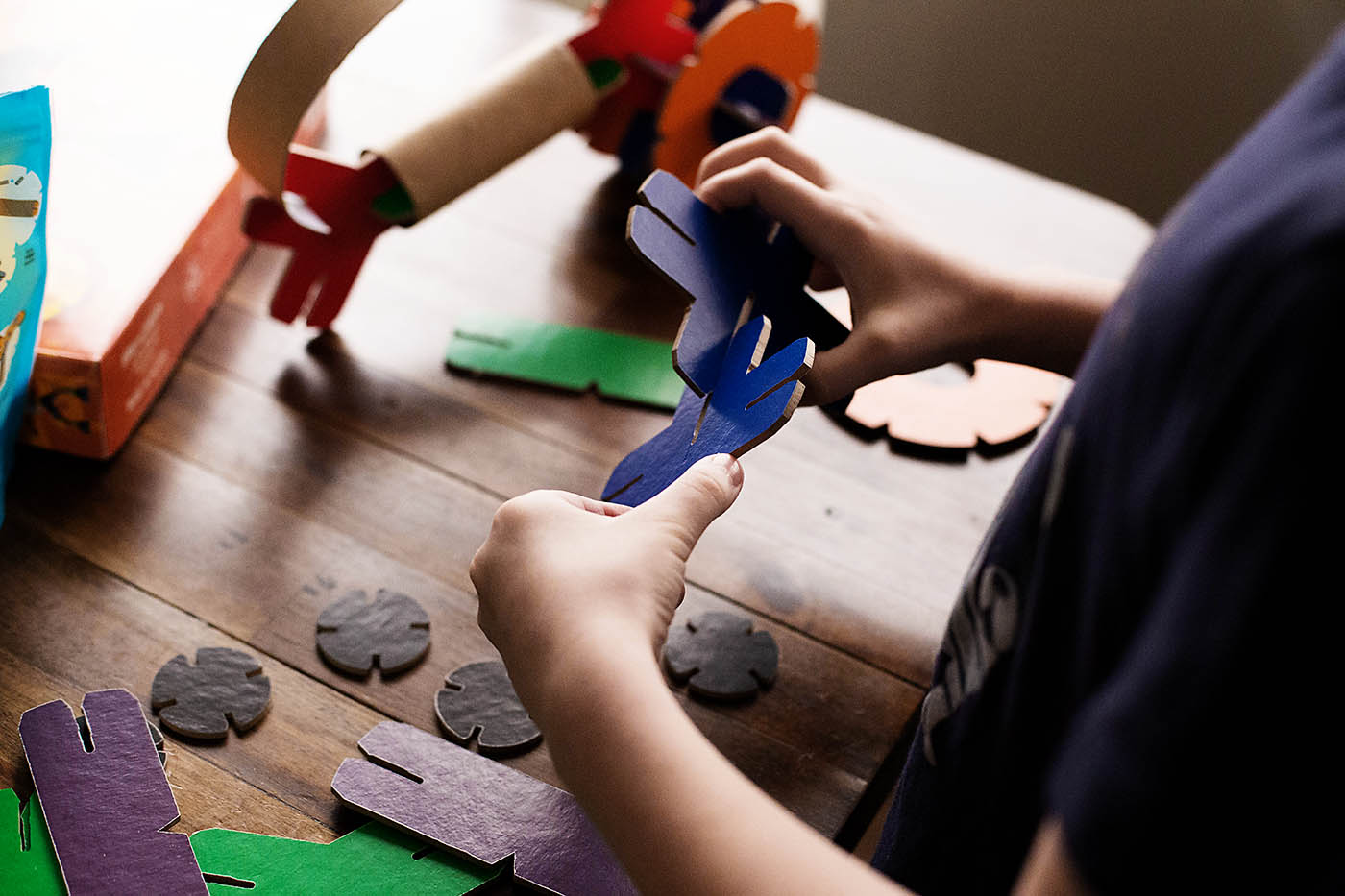 Yoxo - recycled building toy