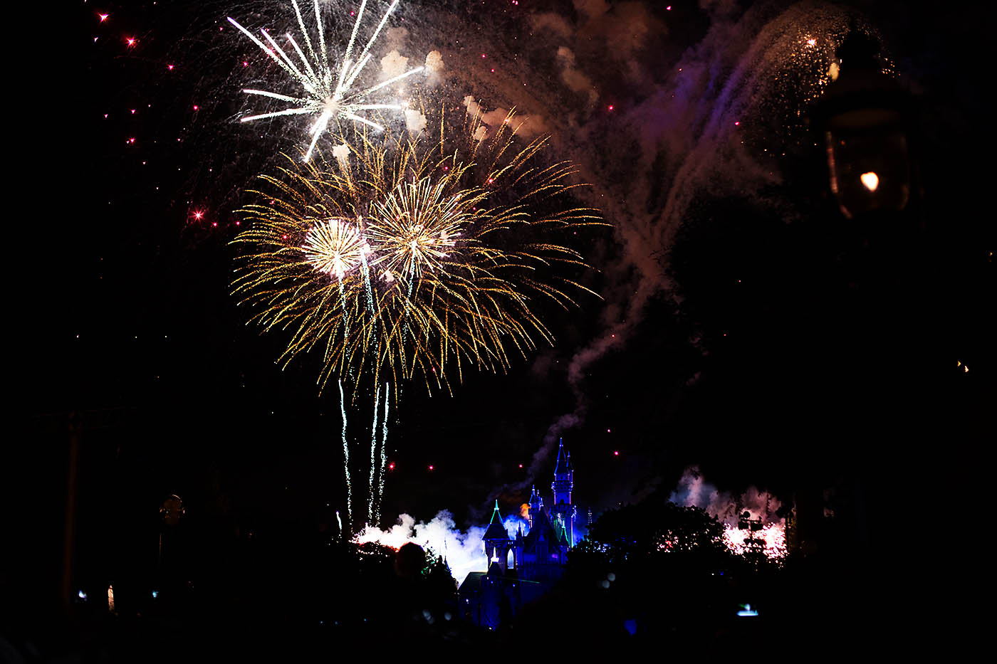 6 great spots to view 'Disneyland Forever' the new fireworks spectacular at Disneyland Resort