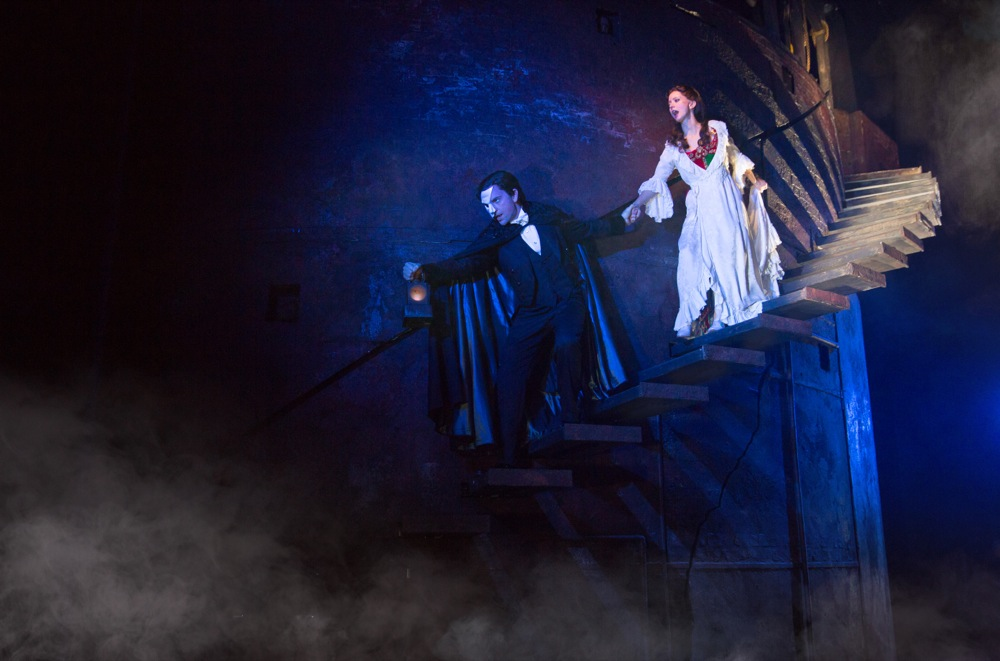 Why I'm Taking My Tween Boys to See The Phantom of the Opera