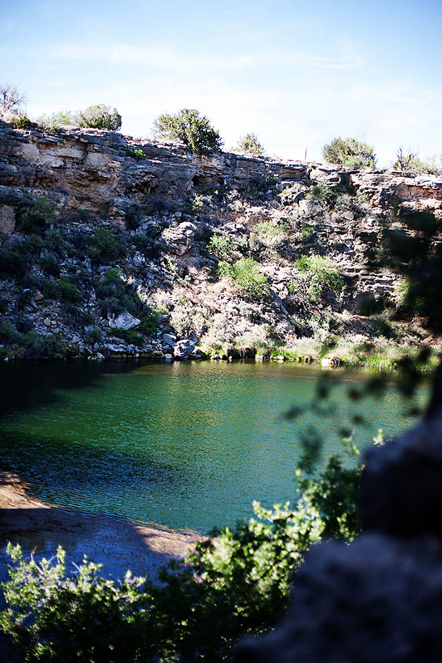 Montezuma Well - Camp Verde, AZ