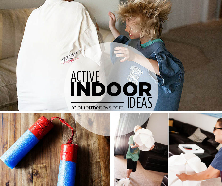 Active Indoor Ideas