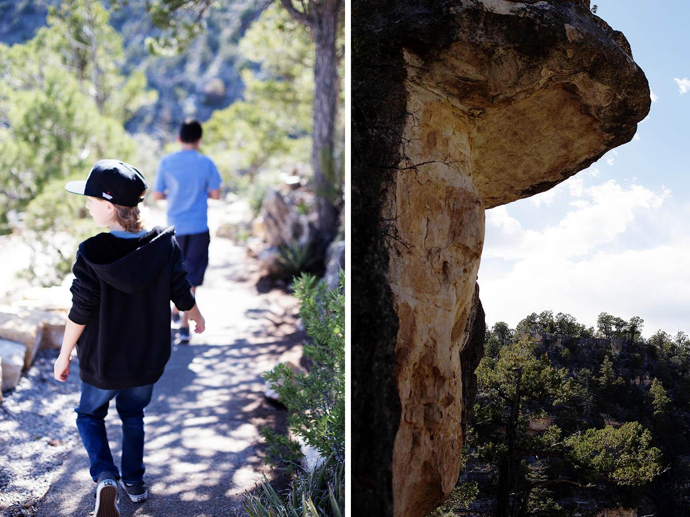 Walnut Canyon National Monument - Flagstaff, AZ