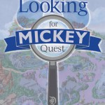 Looking for Mickey Quest - limited time fun at the Disneyland park!