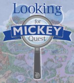 Looking for Mickey Quest – Limited Time Fun at the Disneyland Resort