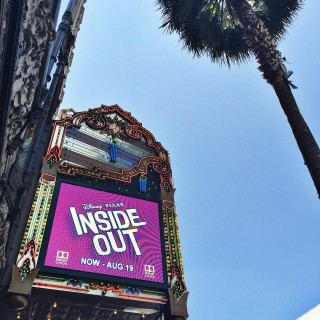 Inside Out at the El Capitan Theatre