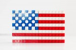 Independence Day LEGO Challenge – Build a Flag