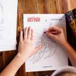 Ant Man Activity Pack - printable activities and coloring pages