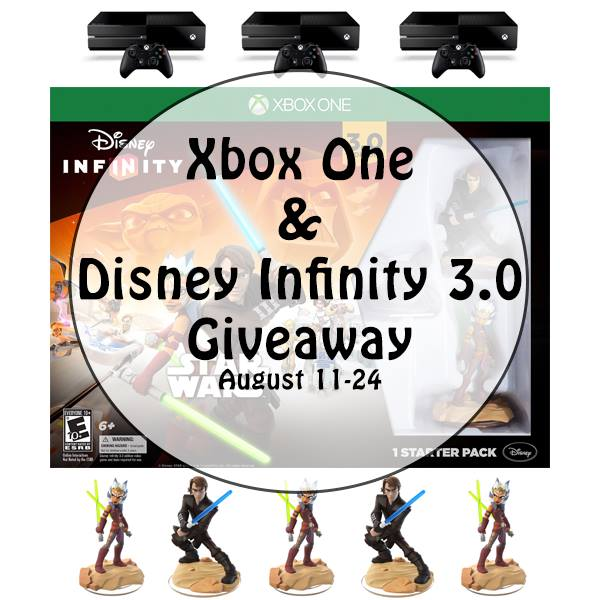 Xbox One Giveaway – Plus Disney Infinity 3.0 Starter Pack