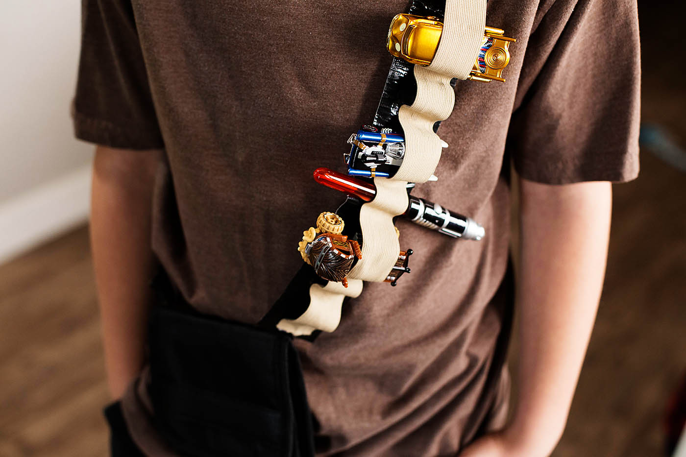 DIY Chewbacca Toy Bandolier