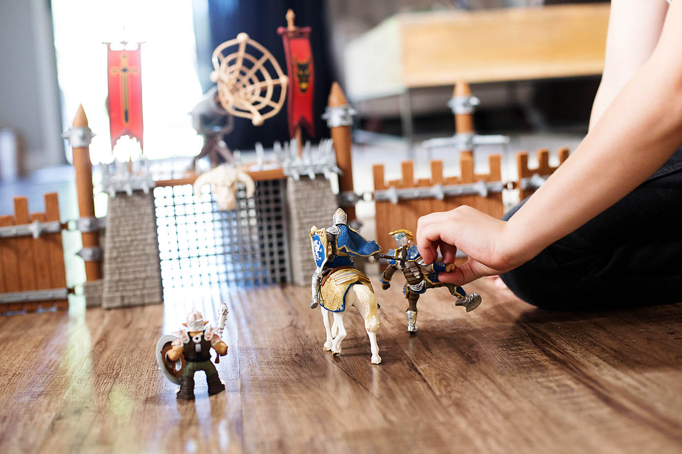 Schleich Eldrador Knights