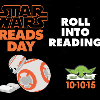 Star Wars Reads Day!