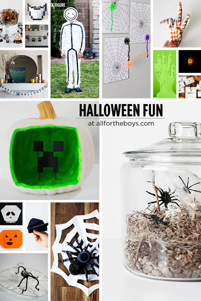 Halloween Ideas & Activities