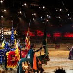 Medieval Times Buena Park, CA - a fun family night!