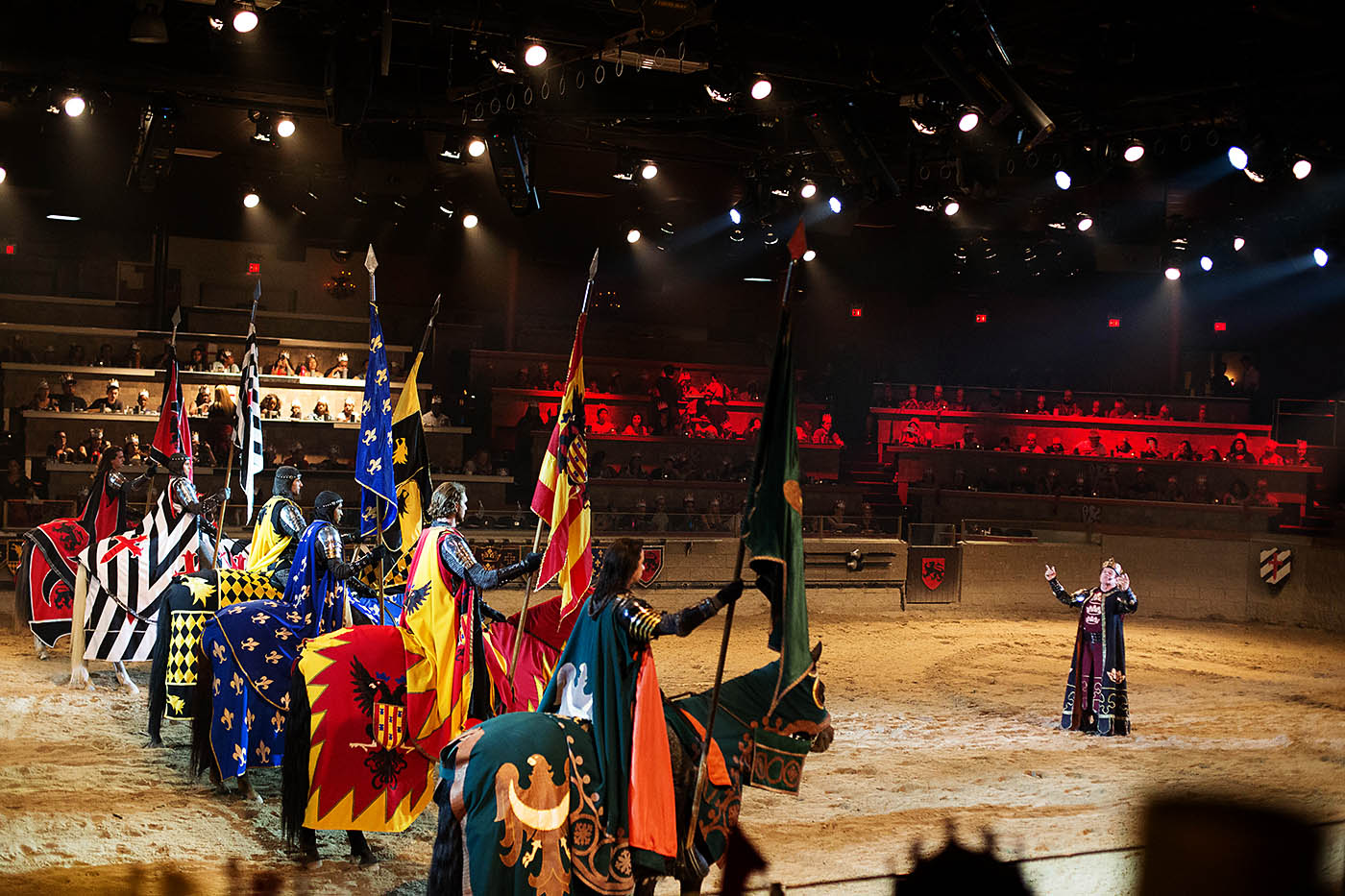 Date Night With My Tween At Medieval Times All For The Boys