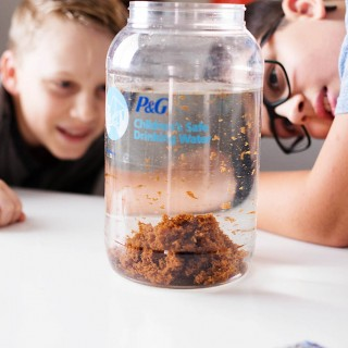 Clean Water Science Experiment + Giveaway
