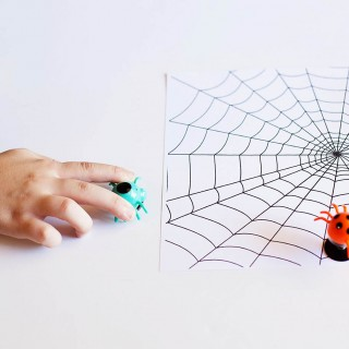 Printable Spider Games