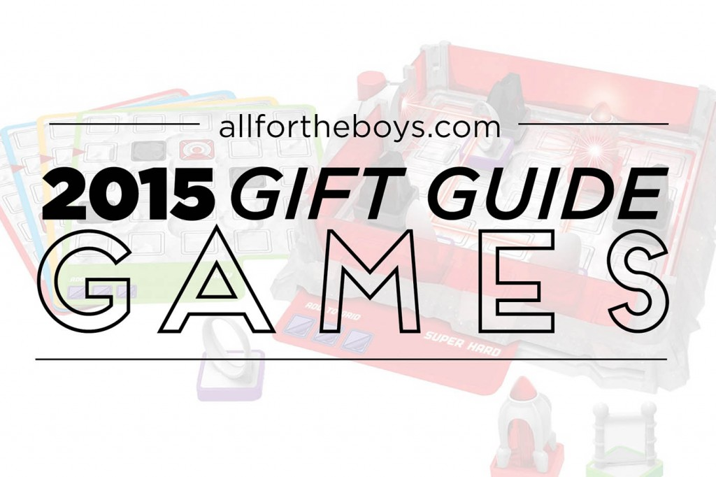 2015 Gift Guide – Games