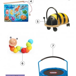 2015 Gift Guide – Toddlers