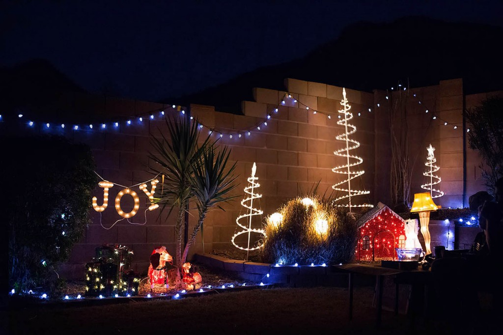 Get your BACKyard ready for the Holidays!