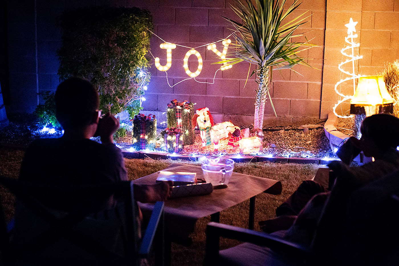 Get your BACKyard ready for holiday entertaining!