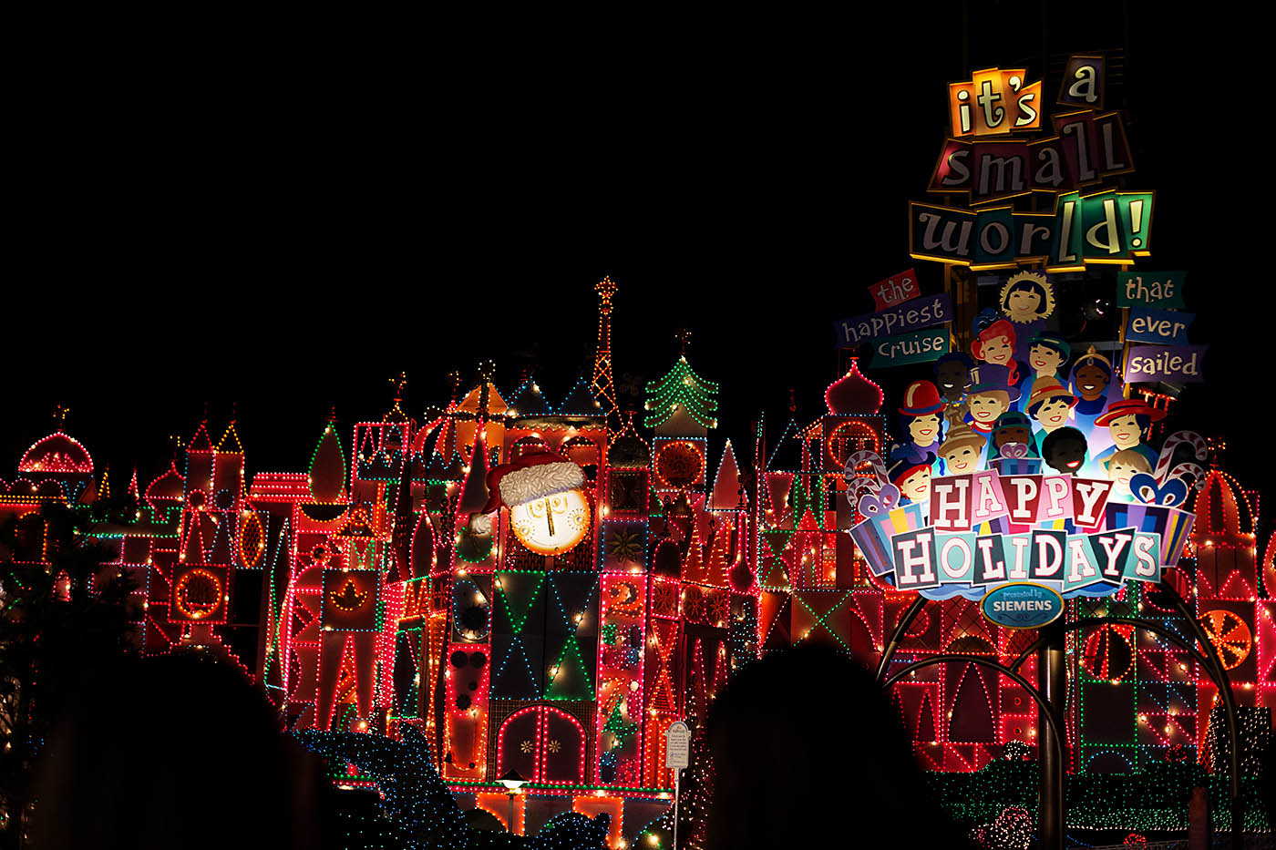 Disneyland Holidays and Season of the Force