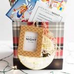 Fun family night gift box idea with free printables!