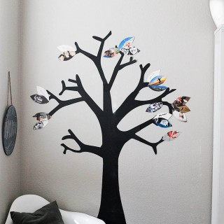 Thankful Photo Tree