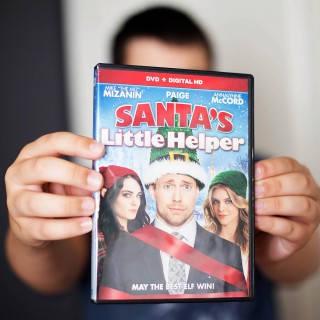 Santa's Little Helper DVD + Digital HD™ Giveaway