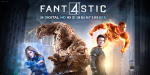 Fantastic 4 Giveaway + Easy Science Experiments