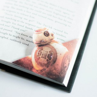 Free Printable Star Wars BB-8 Bookmark
