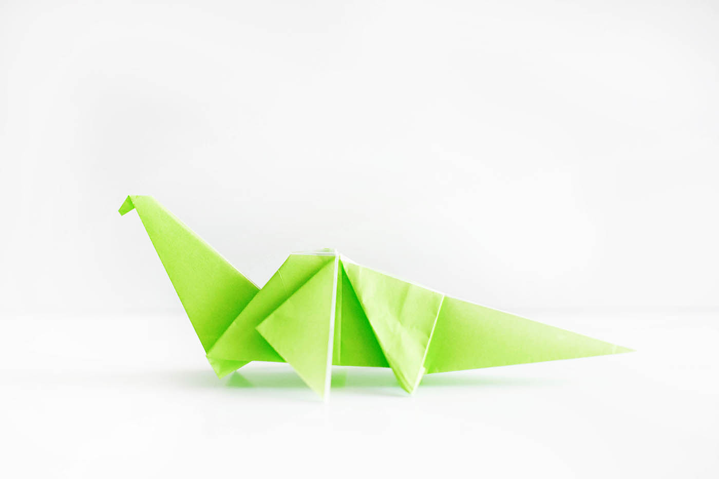 The Good Dinosaur origami