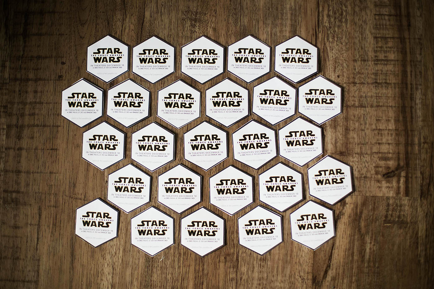 Star Wars: The Force Awakens Fun Family Printables — All for the Boys