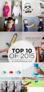 Top 10 Activities of 2015 at All for the Boys