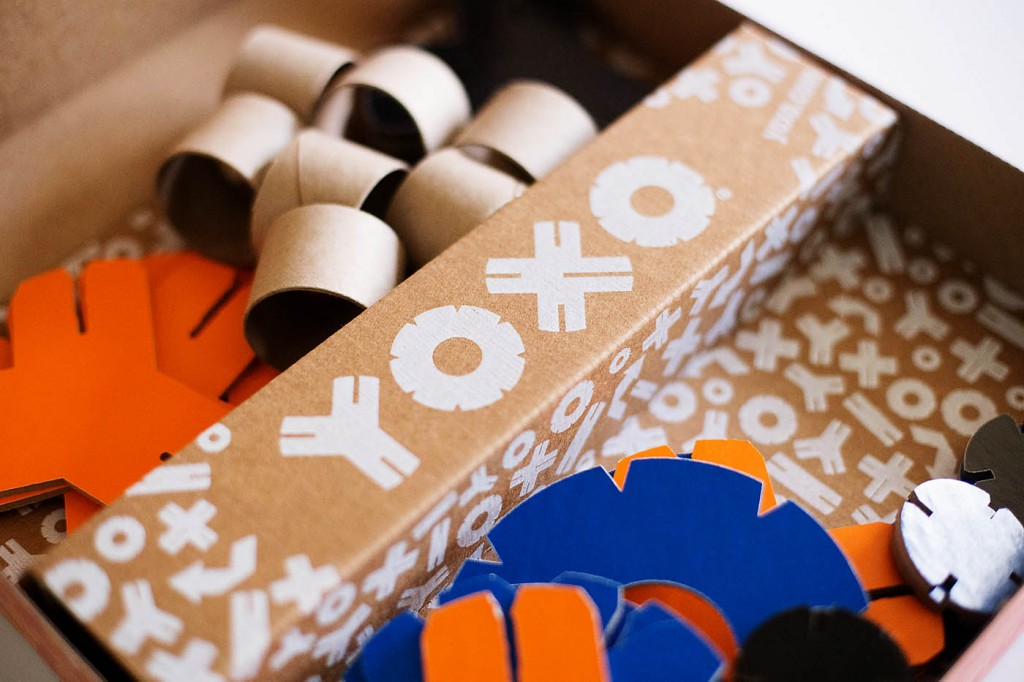 YOXO building toy set - a great gift idea!