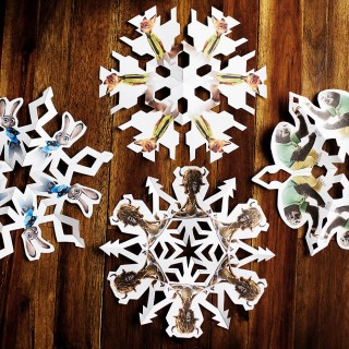 Zootopia Snowflakes